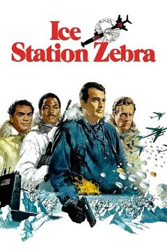 Best Action Movies of 1968 : Ice Station Zebra