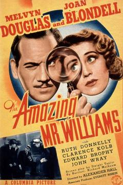 Best Mystery Movies of 1939 : The Amazing Mr. Williams