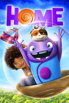 Best Fantasy Movies of 2015 : Home