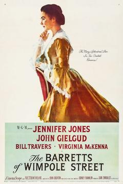 Best History Movies of 1957 : The Barretts of Wimpole Street