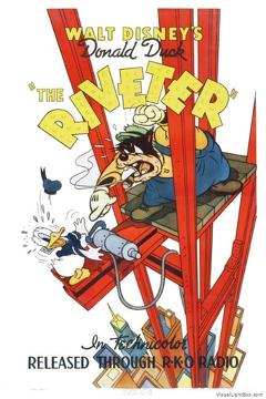 Best Animation Movies of 1940 : The Riveter