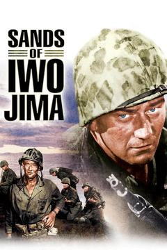 Best Action Movies of 1949 : Sands of Iwo Jima