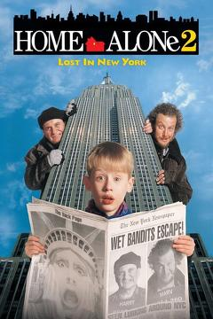 Best Comedy Movies of 1992 : Home Alone 2: Lost in New York