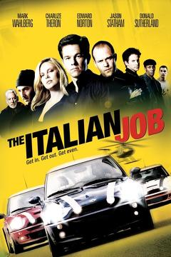Best Action Movies of 2003 : The Italian Job