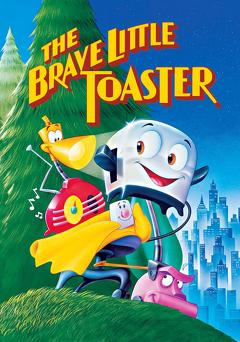 Best Adventure Movies of 1987 : The Brave Little Toaster