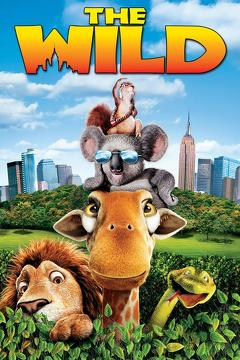 Best Animation Movies of 2006 : The Wild