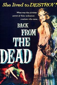 Best Horror Movies of 1957 : Back from the Dead