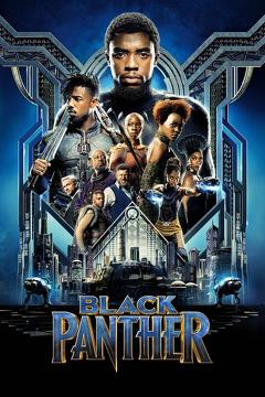Best Action Movies of 2018 : Black Panther