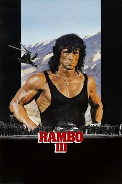 Best War Movies of 1988 : Rambo III