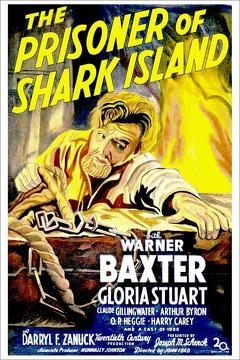 Best Drama Movies of 1936 : The Prisoner of Shark Island