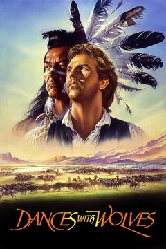 Best Adventure Movies of 1990 : Dances with Wolves