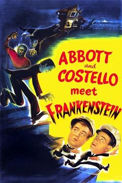 Best Comedy Movies of 1948 : Abbott and Costello Meet Frankenstein