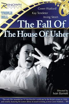Best Horror Movies of 1950 : The Fall of the House of Usher