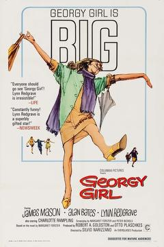 Best Comedy Movies of 1966 : Georgy Girl