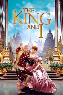 Best Romance Movies of 1956 : The King and I