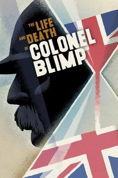 Best Comedy Movies of 1943 : The Life and Death of Colonel Blimp
