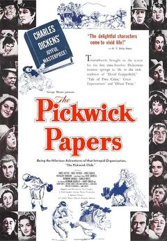 Best Adventure Movies of 1952 : The Pickwick Papers