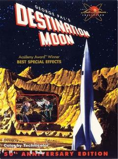 Best Science Fiction Movies of 1950 : Destination Moon