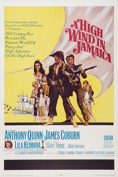 Best Action Movies of 1965 : A High Wind in Jamaica