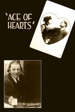Best Thriller Movies of 1921 : The Ace of Hearts