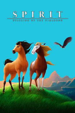 Best Comedy Movies of 2002 : Spirit: Stallion of the Cimarron