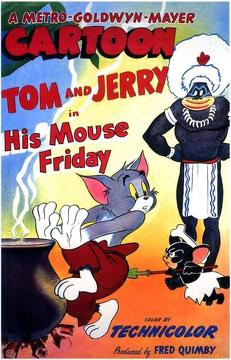 Best Family Movies of 1951 : His Mouse Friday