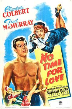 Best Comedy Movies of 1943 : No Time for Love