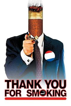 Best Comedy Movies of 2005 : Thank You for Smoking