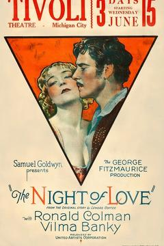 Best Action Movies of 1927 : The Night of Love