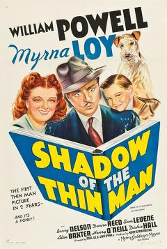 Best Mystery Movies of 1941 : Shadow of the Thin Man