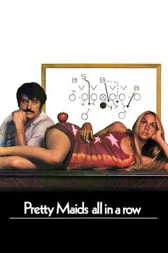 Best Mystery Movies of 1971 : Pretty Maids All in a Row