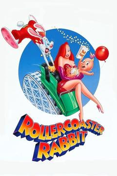 Best Animation Movies of 1990 : Roller Coaster Rabbit