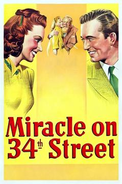 Best Drama Movies of 1947 : Miracle on 34th Street