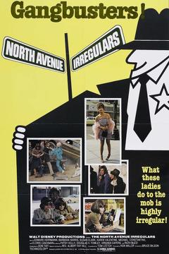 Best Family Movies of 1979 : The North Avenue Irregulars