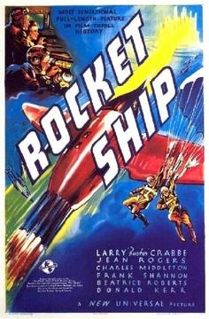 Best Science Fiction Movies of 1936 : Rocket Ship
