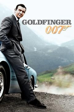 Best Action Movies of 1964 : Goldfinger