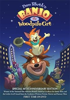 Best Animation Movies of 1979 : Banjo the Woodpile Cat