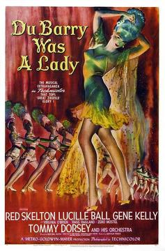 Best Fantasy Movies of 1943 : Du Barry Was a Lady