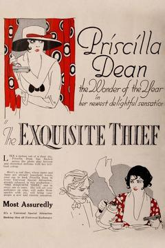 Best Crime Movies of 1919 : The Exquisite Thief