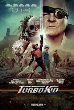 Best Horror Movies of 2015 : Turbo Kid