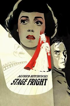 Best Thriller Movies of 1950 : Stage Fright