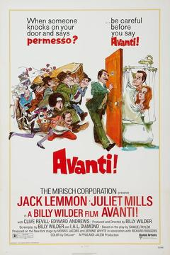 Best Comedy Movies of 1972 : Avanti!