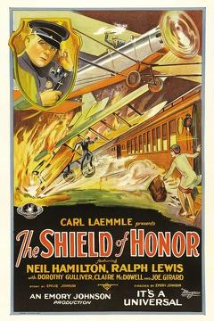 Best Crime Movies of 1928 : The Shield of Honor