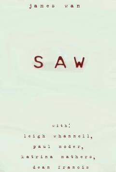 Best Horror Movies of 2003 : Saw