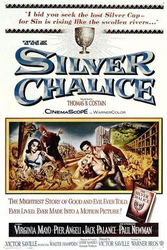 Best History Movies of 1954 : The Silver Chalice