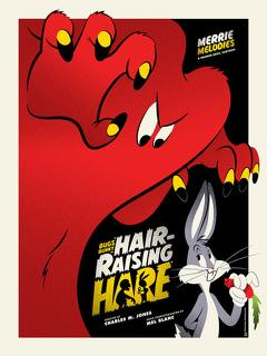 Best Animation Movies of 1946 : Hair-Raising Hare