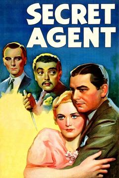 Best Mystery Movies of 1936 : Secret Agent