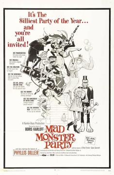 Best Action Movies of 1967 : Mad Monster Party?