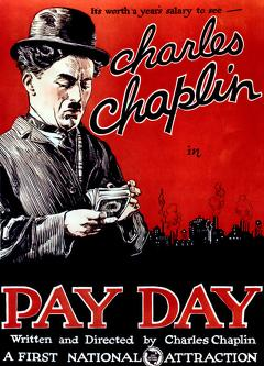 Best Comedy Movies of 1922 : Pay Day
