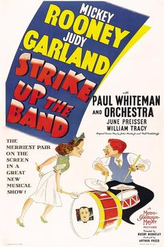 Best Music Movies of 1940 : Strike Up the Band